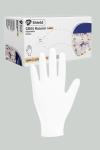 Boite de 100 gants jetables en latex blancs pour jouer au docteur.