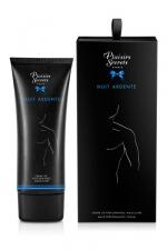 Creme Performance Masculine Nuit Ardente - Crème de performance masculine, par Plaisirs Secrets pour une érection plus ferme et plus virile pendant les rapports sexuels.