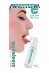 Gel sp�cial sexe oral 100% comestible gout menthe poivr�e et sensation fraicheur pour plus de plaisir quand vous pratiquez une fellation.