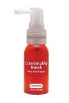 Spray aromatis� � la canelle pour pratiquer agr�ablement une gorge profonde.