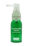 Spray aromatis� � la menthe verte pour pratiquer agr�ablement une gorge profonde.