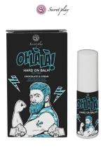 Baume stimulant masculin Ohlala - Secret play - Stimulant sexuel masculin permettant d'accroitre les sensations de plaisir et d'atteindre des orgasmes plus intenses.
