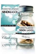 Hydratant vaginal Ninon Lagon (28 gélules) - Une meilleure lubrification vaginale, une pénétration facilitée et un plaisir bien plus intense.
