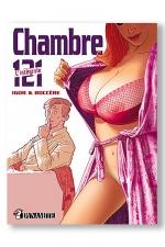 Chambre 121 - l'intégrale - Les confessions Hot d'un réceptionniste zélé dans un hotel très particulier.