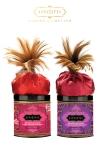 Poudre corporelle  Honey Dust  parfum�e et comestible, pour vos jeux coquins et/ou prendre soin de votre corps.