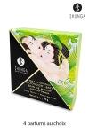 Le bain prend une nouvelle dimensions avec ces cristaux de bain parfum�s et sensuels.  Fabriqu� par Shunga.