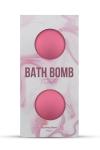 D�tendez vous dans le bain avec les bombes de bain Dona Flirty d�licatement parfum�es aux baies rouges.