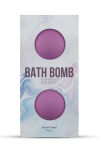 D�tendez vous dans le bain avec les bombes de bain Dona Flirty d�licatement parfum�es avec des ar�mes aux accents tropicaux.