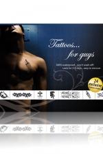 Tatouages spécial Mecs - Tattoos for Guys : 24 tatouages exclusifs spécial Mecs!