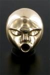 Ornement de sexe ou objet d'art? Un bel objet en  bronze qui entretient les fantasmes.