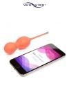 Pour muscler le vagin et le plaisir, des boules de Geisha vibrantes contr�l�es depuis votre smartphone !