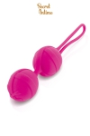 Tr�s jolie Smartball fushia sign�e Secret Intime.