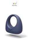 Dante Smart Wearable Ring est un cockring vibrant connect� hyper-performant pour les plaisirs du couple.