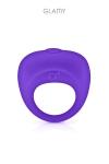 Un anneau p�nien pour renforcer et maintenir l'�rection tout en stimulant le clitoris.