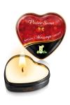 Bougie de massage sensuelle et gourmande au format id�al pour un massage tout en douceur. Parfum agr�able et gourmand.
