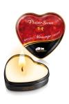 Bougie de massage sensuelle et gourmande au format id�al pour un massage tout en douceur. Parfum agr�able et fruit�.