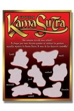 Carte à gratter Kama Sutra - Une carte  coquine à gratter pour titiller la libido de votre couple.