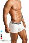 Boxer en coton sign� MaleBasics, une lingerie sp�cialement con�u pour les hommes.
