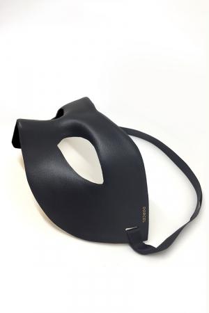 Masque unisexe ajustable Marc Dorcel, pour ajouter une touche de mystère à vos jeux de rôles.