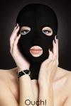 Conservez l'anonymat de votre soumis(e) avec la cagoule  Subversion Mask  de Ouch!.