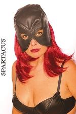 Spartacus Master's Half Mask - Une demie Cagoule de Maître (esse)pour garder votre anonymat tout en tenant votre rang.