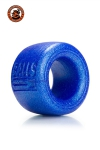 Le must des Ball-stretchers en mati�re de sensations et d'ajustement aux testicules, marque Oxballs, version small, coloris bleu.