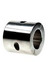 Avec un cylindre de 56 mm de haut pour un poids de 801 g, infligez une tension extr�me � vos testicules.
