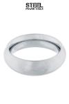 Il a la forme d'un Donut, il ressemble � un donut, mais c est un anneau de p�nis en acier inoxydable haute qualit� !