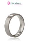 The Duke, un anneau de p�nis de luxe (en version acier bross�) pour le plaisir des yeux et des sens.