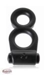 Avec le  Vibro 8 ring  vos attributs virils sont en position de force pour donner et recevoir du plaisir!