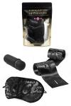 Un pack de 3 accessoires coquins niveau Violet propos� par Bijoux Indiscrets.