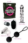 Le pack de 4 sextoys de la collection Jacquie et Michel � prix promotionnel.