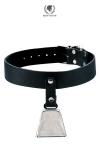 Un collier muni d'une clochette pour surveiller les mouvements de votre animal pr�f�r�.