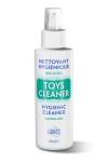 Spray nettoyant hygi�nique � base d'eau pour sextoys.