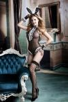 Transformez vous en h�tesse coquine du c�l�bre magazine Playboy avec ce d�guisement sexy de femme-lapin.