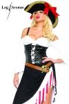 Le Pirate au f�minin, gare � l'abordage !