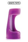 Gaine vibrante � utiliser comme anneau de p�nis ou comme extension de votre vibromasseur favori.