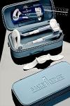 Le mod�le de base et ses accessoires du c�l�bre agrandisseur de p�nis Male Edge.