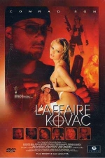 L'affaire Kovac  - DVD - Suspens et sexe hard.