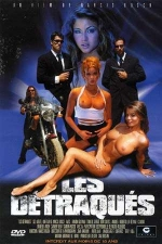 Les d�traqu�s - DVD - Extravagances sexuelles.