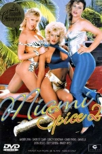 Miami Spice 2 - DVD - Flics et luxure à Miami.