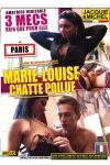 DVD sp�cial amatrices r�elles avec Marie Louise, une nana � la chatte tr�s poilue qui bosse � la tv.