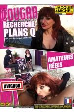 Cougar recherche plans Q - DVD spécial amatrices avec Avril, une cougar d'Avignon qui aime initier les jeunes au sexe.
