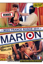 Marion - Miss France ronde 2011 - Marion, �lue Miss ronde 2011, r�vait d'un gang-bang. Jacquie et Michel lui ont permis de r�aliser ce fantasme.