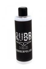 Rubb - Rubber Polish - Le nettoyant léger de Mister B , pour vos accessoires en latex et caoutchouc.