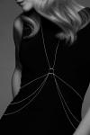 Des chaines corporelles en forme de 8 � porter avec vos looks pr�f�r�s, de la lingerie ou � m�me le corps, collection Magnifique par Bijoux Indiscrets.