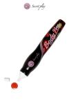 Un stylo saveur fraise fabriqu� par la marque espagnole Secret Play pour vos jeux �rotiques.