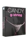 Avec le Candy G string, consommez le string de votre partenaire sans mod�ration!