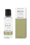 Fluide 2 en 1 massage et lubrifiant riche en silicone, parfum� au Gingembre.