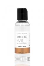 Mixgliss silicone - wild Musc 50ml - Un lubrifiant � base de silicone, au musc, pour montrer votre c�t� animal et vivre des �bats torrides!
